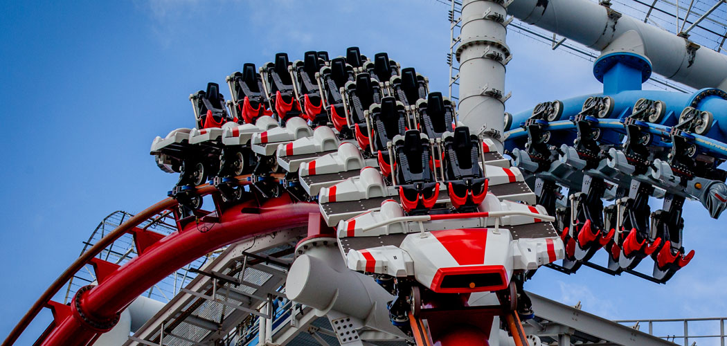 Take a ride on Battlestar Galactica