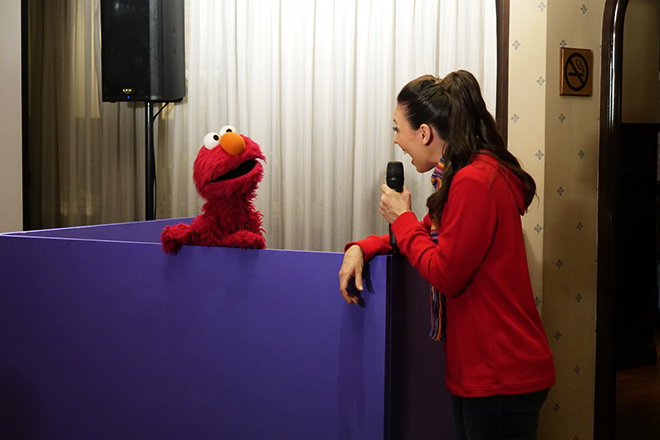 Elmo & Kimberly